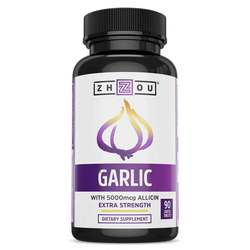 Zhou Garlic Immunity Support