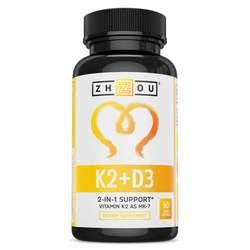 Zhou K2 with Vitamin D3
