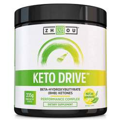 Zhou Keto Drive - Matcha Lemonade