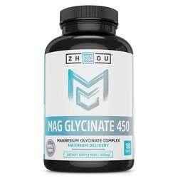 Zhou Mag Glycinate 450