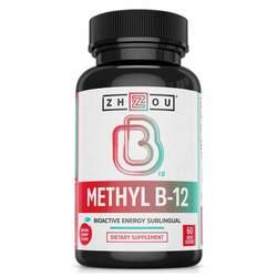 Zhou Methyl B-12 5000 mcg