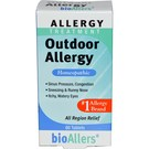 bioAllers Outdoor Allergy Unflavored