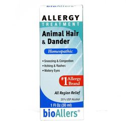 bioAllers Animal Hair and Dander