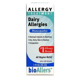 bioAllers Dairy Allergies