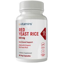 eVitamins Organic Red Yeast Rice