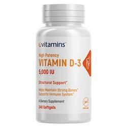 eVitamins Vitamin D3