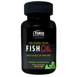 iForce Nutrition Fish Oil